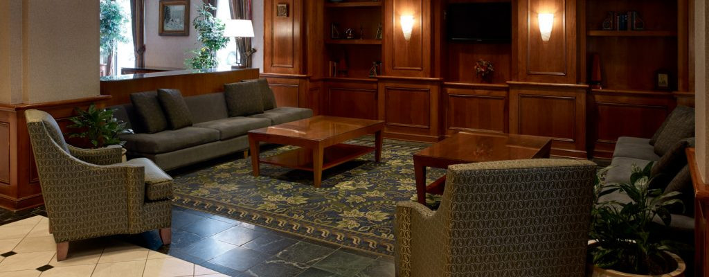 Hotel Dining and Amenities