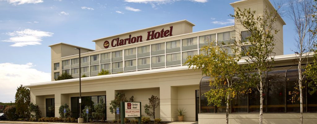 Groups & Conferences Get Together ® at the Clarion Hotel Airport – Portland, ME