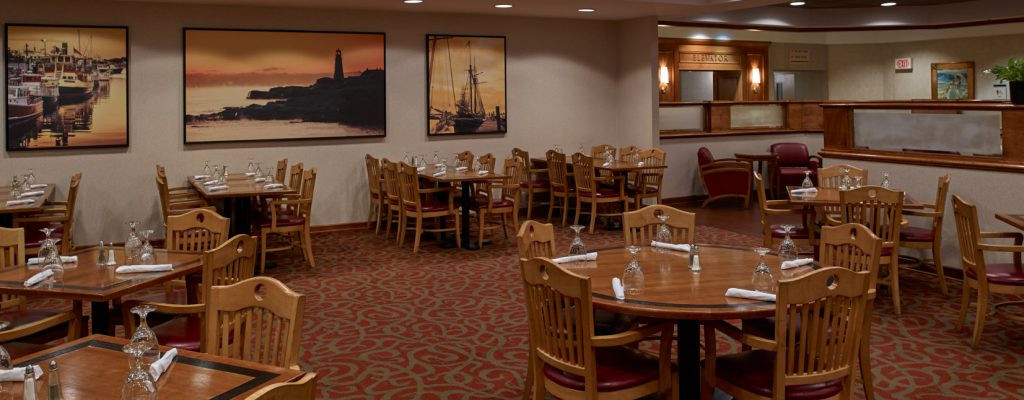 Pete and Larry's Restaurant at the Clarion Hotel and local favorites!